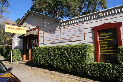 Kurrajong Natural Medicine Centre serving Kurrajong, Richmond, Windsor and the greater Hawkesbury area